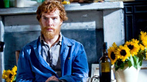 Benedict Cumberbatch na interpretação de Vincent Van Gogh. Fonte: BBC Brasil
